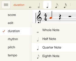 Note Values Chart Pdf Music Notation User Guide Noteflight Music Notation Software