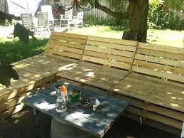 pallets outdoor furniture. Pallet Garden Furniture Plans Inspiring Patio Outdoor Sectional Pallets .