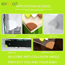 coffee table corner covers set hot baby safety s silicon corner protector furniture desk glass table edge