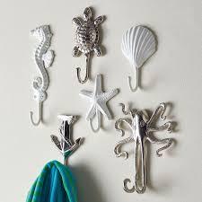 towel hooks. Octopus Towel Hooks; Hooks C