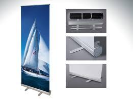Retractable Display Stands Toronto Displays offers retractable banner 21