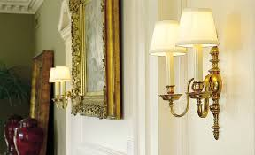 wall lighting living room. Vintage Originals Lighting Portfolio - Double Arm Cast Brass Electric Candle Wall Sconces Living Room