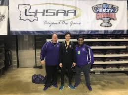 """Hahnville Athletics on Twitter: """"160 pound state runner up Allen Mire! Good  season for Tiger Wrestling. The future is bright 🤼♂️🐅… """""""