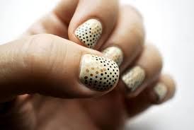 Better-Than-Basic White Nail Designs   more.com