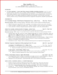 Sample Accounting Manager Resume Unique Accounting Manager Resume Examples Mailing Format Accounting 5