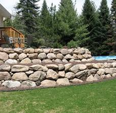 Small Picture Rock Wall Ideas Garden Wall Designs and Costs Gabion1 USA