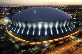 The Louisiana Superdome Monday Football In New Orleans Is A