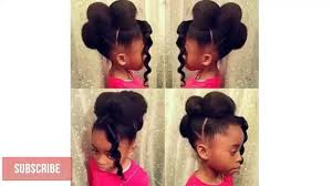 Little Black Girls Hairstyles Pictures - Beautiful Hairstyles ...
