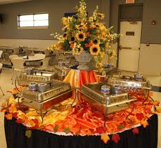 ... Sweet Interior Design Ideas With Fall Table Decoration : Exquisite  Sunflower In White Pot For Fall ...