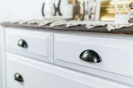 farmhouse guest room dresser transformation diy furniture flip before after farmhouse drawer pulls