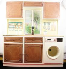 vintage sindy washing machine kitchen sink unit pedigree dolls
