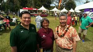 "Hawaii Farm Bureau on Twitter: ""Executive trifecta! Brian Miyamoto ..."