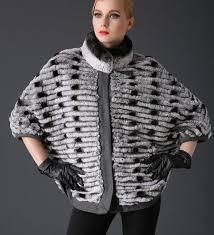 16may 037 rex rabbit chinchilla fur jacket 3