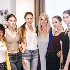 photo of blush of makeup san francisco ca united states models