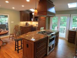 Kitchen Islands With Stove Kitchen Island Designs With Seating And Stove Roselawnlutheran