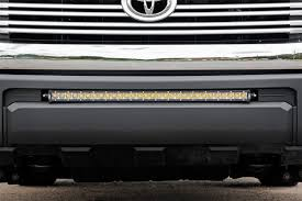 30-inch Single Row Cree LED Bumper Kit for 2014 - 2017 Toyota ...