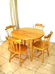 small wood kitchen tables oak kitchen table sets small round wood solid wooden and chairs with