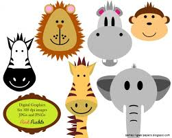 cute zoo animals clipart.  Animals View Original Size In Cute Zoo Animals Clipart