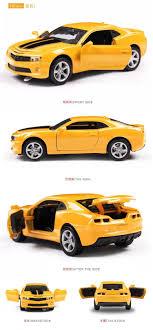 Chevrolet Camaro Bumblebee Metal Alloy Diecast Car Toys