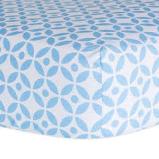 blue patterned sheets. Brilliant Blue Trend Lab Logan Lattice Fitted Sheet And Blue Patterned Sheets C