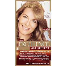L Oreal Paris Excellenceage Perfect Layered