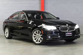 BMW 5 Series bmw 535 diesel : 2015 BMW 535d 535d city CA M Sport Motors