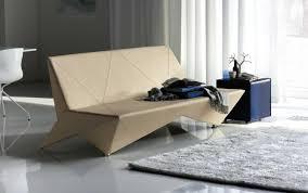 modern leather sofa. Origami Modern Leather Sofa Bed