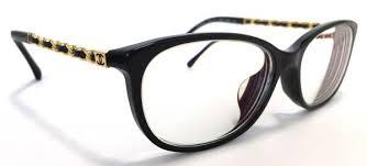 chanel glasses. chanel glasses frame chain black here mark chanel leather gold 3221