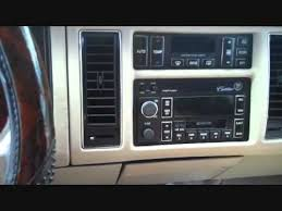 cadillac fleetwood car stereo removal 1993 1996 youtube Factory To Aftermarket Wiring Harness For 1996 Cadillac Fleetwood cadillac fleetwood car stereo removal 1993 1996