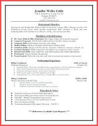 Medical Billing Resume Template Best Medical Biller Resume Sample Kenicandlecomfortzone