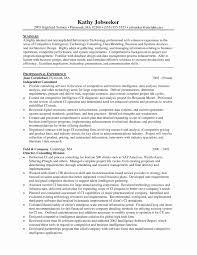 14 Elegant Consultant Resume Sample Resume Sample Template And