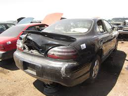 Junkyard Find: 1998 Pontiac Grand Prix GTP - The Truth About Cars