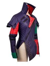 descendants leather jacket