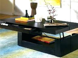 amazing lift top coffee table black with turner espresso full size