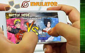 Emulator Naruto Game: Download and Play for Android - APK Download