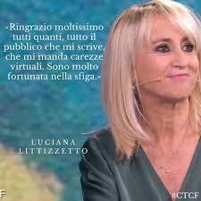 Luciana Littizzetto : Chi è, Biografia, FOTO e profilo Instagram
