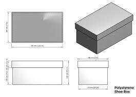 shoe box dimensions. Simple Shoe Shoe Box Cake Dummy To Shoe Box Dimensions U