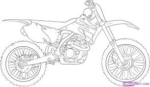 Small Picture how to draw a dirt bike step 5 herz Pinterest Color sheets