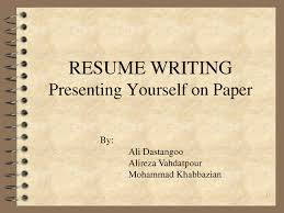 Resume Paper Resume Paper Find Your Sample Resume 54