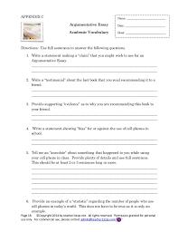 argumentative essaycompleteinstructioncurriculumunitplan 19