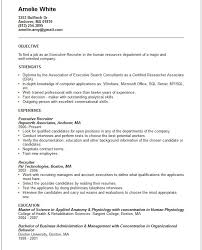 examples of resume about me sales marketing resume examples recruiter resume template now this article provides resume about me examples