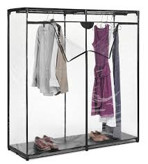 w x 18 in brilliant portable wardrobe closet on wheels portable wardrobe photo