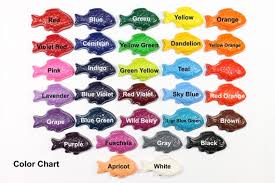 20 Sombrero Hat Crayons In Cello Bag Tied With Ribbon Pick Your Colors