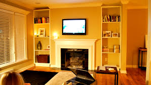Built In Bookshelf Ideas Furniture Country Varnished Oak Library Book Shelves Which