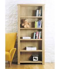 aston solid oak hidden. Aston Oak Large Open Bookcase Solid Hidden I
