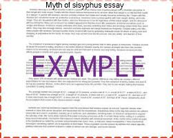 myth of sisyphus essay coursework academic service myth of sisyphus essay buy a cheap copy of myth of sisyphus and other