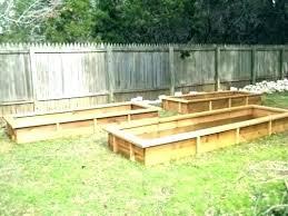 composite raised garden bed kits kit cedar uk