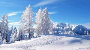 Winter Snow Landscape Wallpapers - Top ...