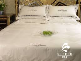 hotel collection bed linen textile