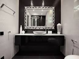 extraordinary black and white bathroom. Black And White Bathroom Theme Wall Decor Extraordinary E